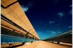 Concentrating solar plant in Spain, a j.v. of Abengoa and Eon