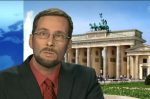 Volker Quaschning on the major German television news program Tagesschau