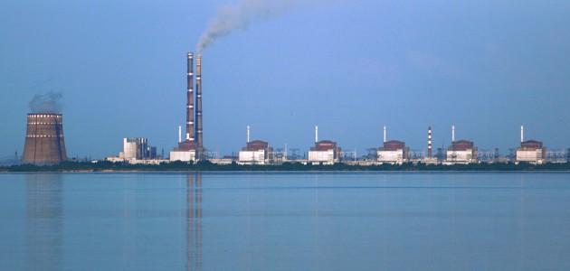 Reactors at Zaporizhzhya (photo Wikimedia Commons)