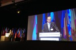 Dr Michael Fübi, Chairman of the VGB Board of Directors, opening the Power Plants 2014 congress