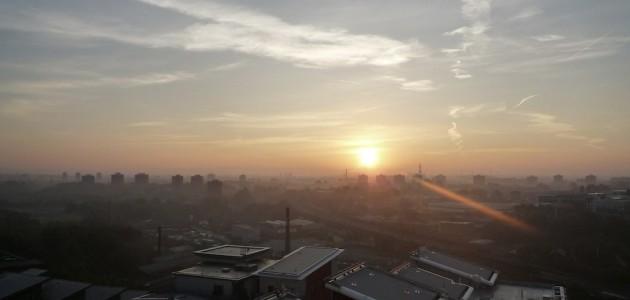 Manchester sunrise (Photo Aeolai)