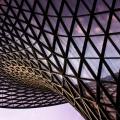 Solar light collector Shanghai World Expo, photo: Daniel Foster