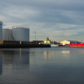 Aberdeen harbour (photo: Viktor Simonic)