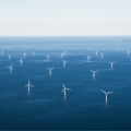 Anholt offshore wind farm (photo: Dong Energy)