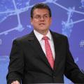 Maroš Šefčovič (photo Europe by Satellite)
