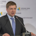 Andriy Kobolev, CEO Naftogaz (photo Ukraine Crisis Media Center)