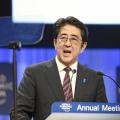 Shinzo Abe at World Economic Forum 2014 (photo: World Economic Forum)