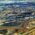 tar sands in Alberta (photo Howl Arts Collective)