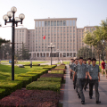 Tsinghua University (photo Jesse Schott Knudsen)