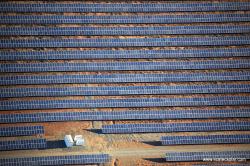 Kalkbult solar power plant South Africa (photo Scatec Solar)
