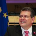 Maroš Šefčovič (European Union, 2015)