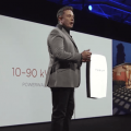 Elon Musk presents Powerwall