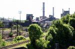 ArcelorMittal steel mill in Belgium (photo JMHNK)