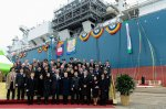 Lithuania's floating LNG terminal, built in South Korea
