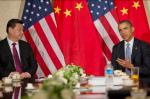 Xi and Obama