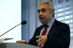 Fatih Birol (photo IAEA Imagebank)