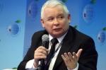 Jarosław Kaczyński (photo Piotr Drabik)