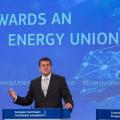 Maros Šefčovič  presents Energy Union Communication on 18 November (photo Europe by Satellite)