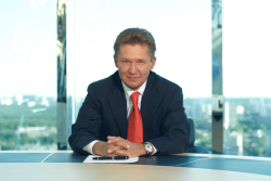 Alexey Miller, CEO Gazprom (photo Gazprom)