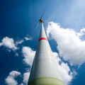 wind turbine in Germany photo Christian Dembowski