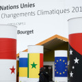 EU presented itself as one bloc at COP21, Paris (photo Europe by Satellite)