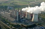 Weisweiler lignite power station Germany in 2008 (photo Neuwleser)