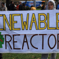 Demonstration in Adelaide, Australia 2011 (photo serapheus)