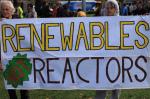 Demonstration in Adelaide, Australia 2011 (photo serapheus)