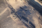 Aliso Canyon methane leak (photo Earthworks, December 2015)