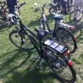 Electric bicycles photo PaulWay