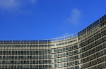 European Commission building in Brussels (photo Sam Barnett)