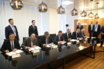 NS2-shareholders agreement-Pierre Chareyre, Klaus Schaefer, Ben van Beurden, Alexey Miller, Kurt Bock and Rainer Seele