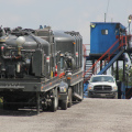 Marcellus shale gas well (photo WCN 24/7)