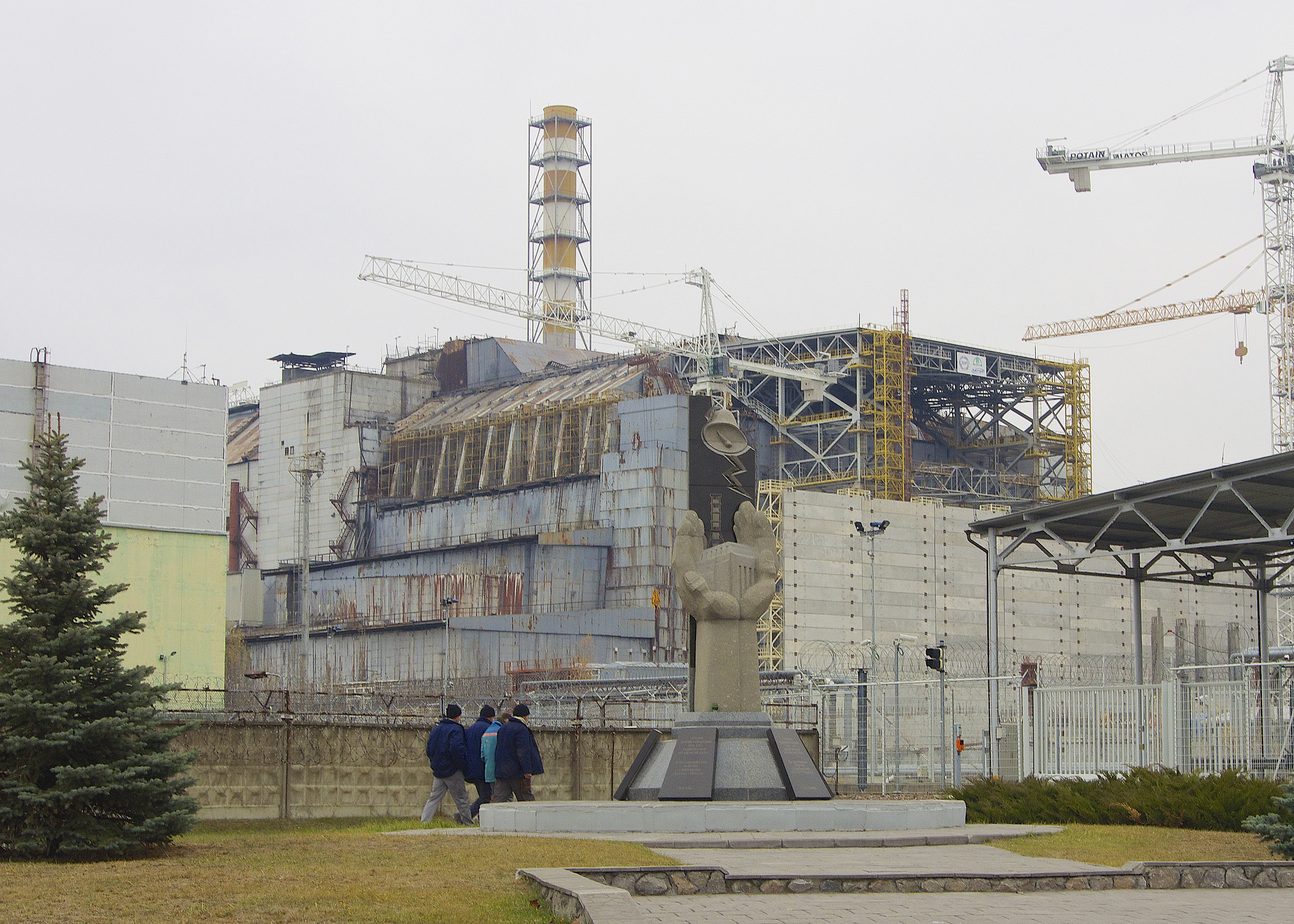 Time for Europe to stop supporting Ukraine's risky nuclear power sector