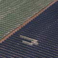 Utility scale solar plant in the US (photo Duke Energy)