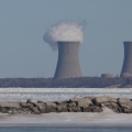 erry nuclear power plant Ohio (photo Skip Nyegaard)