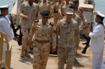 US hands over Al Basrah oil terminal to Iraq in 2011 (photo US Forces Iraq)
