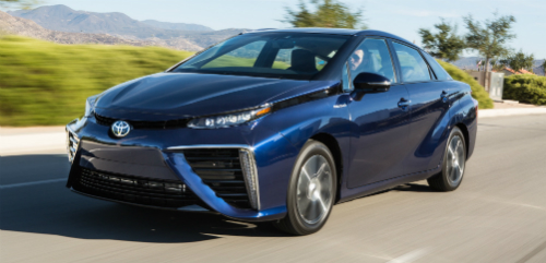 The hydrogen economy is much nearer than we think