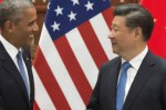 Xi and Obama shake hands in Hanghzou-slider